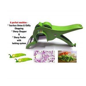 Vegetable & Fruit Multi cutter with peeler