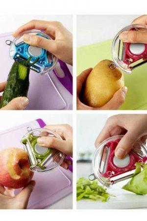 3 in 1 Portable Vegetable Slicer