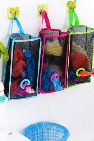 Storage Basket Trash Bag(Set of 2)