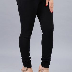 Wavelength Women Solid Black Jeans