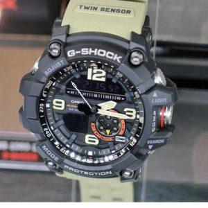 Casio G-Shock Gg-1000-1A5Dr (G661) G-Shock Mudmaster Men'S Watch