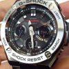 Casio G-Shock Analog-Digital Black Dial Men'S Watch-Gst-S110D-1Adr (G604)
