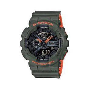 Casio G-Shock Analog-Digital Black Dial Men's Watch Ga-110Ln-3Adr (G729)