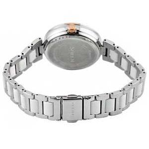 Casio Sheen Women Silver Analogue Watches (Sx159) She-3042Sg-7Audr