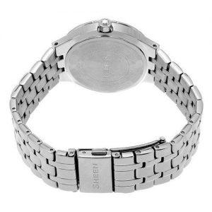 Casio Sheen She-3808D-7Audr (Sx153)Multi Dial Women'S Watch