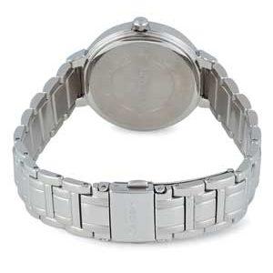 Casio She-3048D-7Audr Sheen Analog Watch For Women