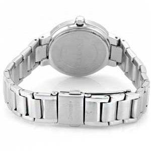 Casio Sx127 Sheen Series She-4804D-2Audr Sky -Blue Analog Ladies Wrist Watch