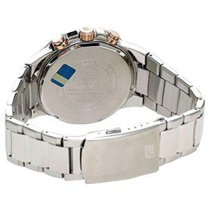 Casio Edifice Era-200Db-1A9Dr (Ex265)Twin Sensor Men'S Watch