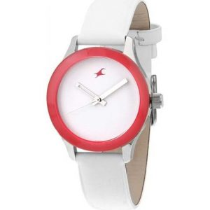 6723542Fastrack Monochrome Watch For Women
