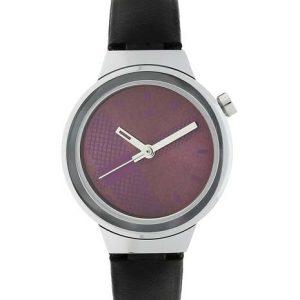 Fastrack Purple Dial Analog Watch For Women Nj6149Sl01
