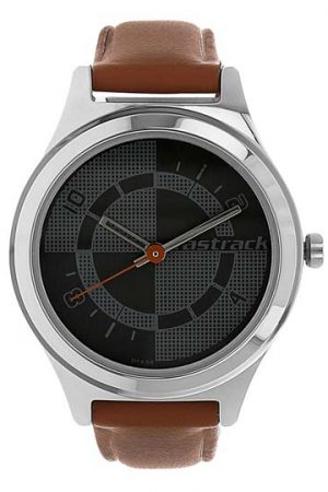 Fastrack Grey Dial Analog Watch For Women 6152Sl02