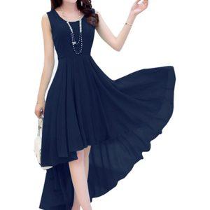 Exclusive Designer Nevy Blue Dress