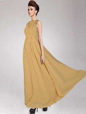 Exclusive Designer Dyna Chiku Gown