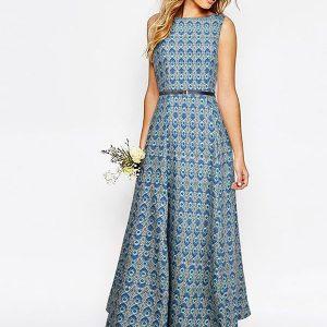 Exclusive Designer Pepe Morapish Gown