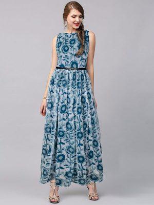 Exclusive Designer Cooper Green Gown