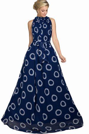 Exclusive Designer Maroon Gown