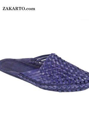 Lovely Black Half Shoe For Men