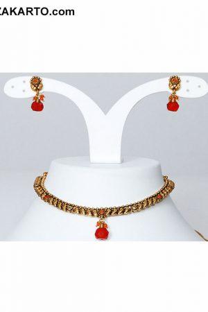 Partyware Metal Jewellery set
