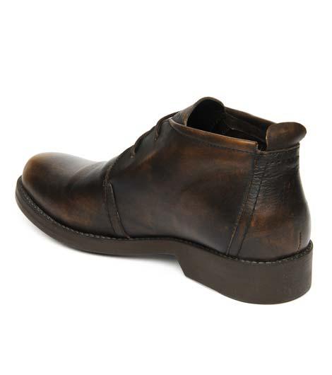 Portillo Tan Leather Casual Shoes