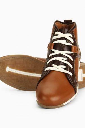 Tresco Tan Pu Casual Shoes