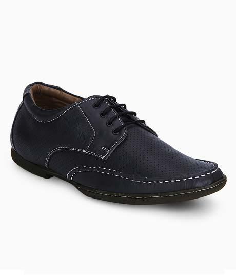 Toro Blue Pu Casual Shoes