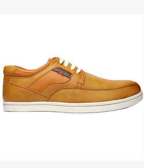 Berto Tan Pu Casual Shoes