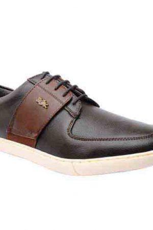Derek Coffee Pu Casual Shoes