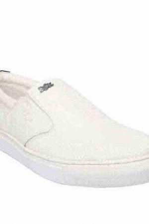 Craig White Pu Casual Shoes