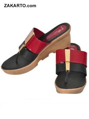 Freya Women's Classy Sandal Slipper - Red