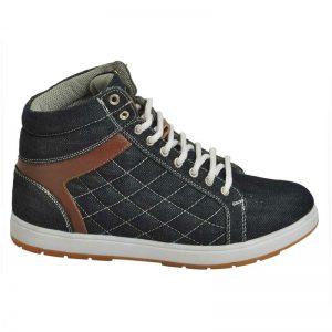 Impakto Men's Casual Shoes - Black & Brown