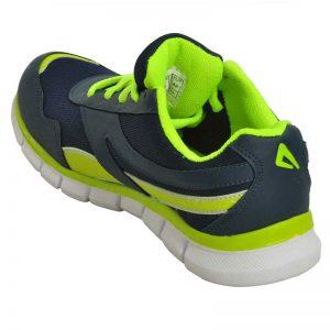 Impakto Men's Sports Shoes - Blue & Green