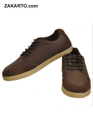 Impakto Men's Casual Shoes - Brown