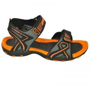 Impakto Men's Classy Sandal Slipper - Orange