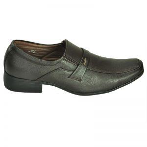 Ajanta Men's Formal Shoe - Black