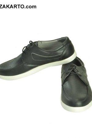 Ajanta Men's Casual Shoe - Black