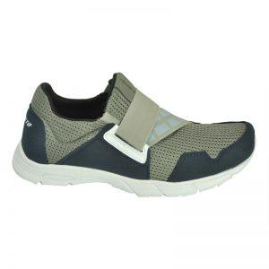 Impakto Men's Casual Shoe - Grey & Blue
