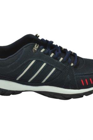 Impakto Men's Sports Shoes - Black