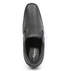 Ajanta Men's Formal Shoes - Black