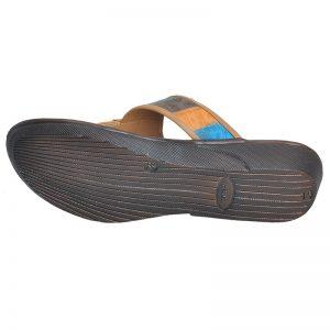 Women's Beige Colour Synthetic Leather Sandals