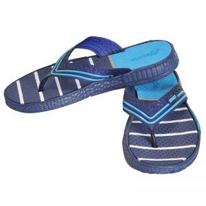 Men's Blue Colour PVC Flip Flops