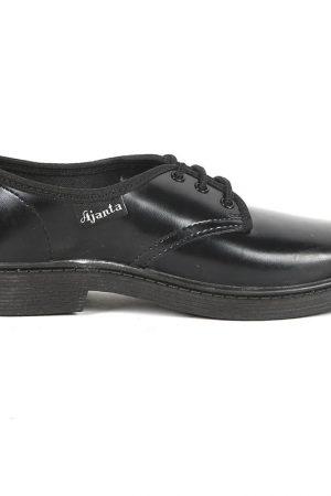 Boys Black Colour Artificial Leather Derby School Formal Boots