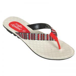 Women's Multicolored PU Sandals