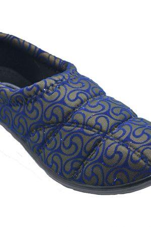 Women's Blue Colour Airmax Fabric & Lycra