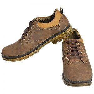 Men's Brown Colour Leather Brogues
