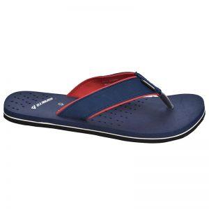 Men's Blue Colour Rubber Sandals