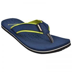 Women's Blue Colour Rubber Sandals
