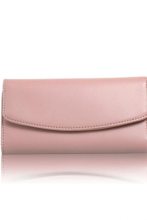 Peach Color Push Button Clutch