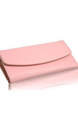 Pink Color Push Button Clutch