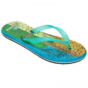 Women's Multicolored EVA Flip Flops