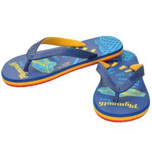 Men's Multicolored EVA Flip Flops